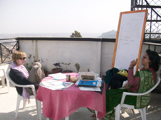 Volunteer Services in Nepal